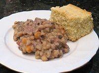 Hog Jowls And Black Eyed Peas Recipe
