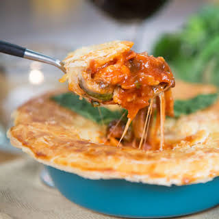 Pizza Pot Pie.