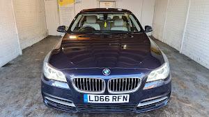 2016 BMW 520D SE AUTO