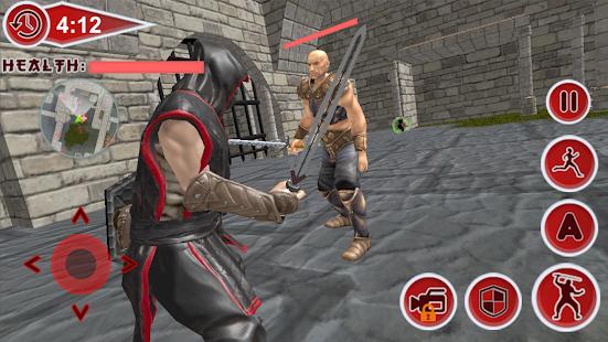 Ninja Warrior Shadow Survival Fight Assassin Hero - náhled