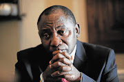 President Cyril Ramaphosa. File picture.