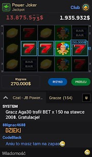 Club Slot Power Joker - náhled