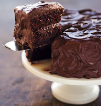 Photo: Devil's Food Layer Cake - For the recipe, go to: http://bit.ly/Hk5FoZ