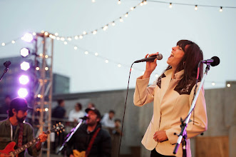 Photo: Nicki Bluhm and the gamblers rocked their set