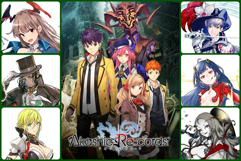 [Akashic Re:cords] เรียลไทม์แบทเทิล RPG กับเนื้อเรื่องอันเข้มข้น!!