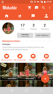 Nekobiz - Jual Beli Handicraft screenshot 2