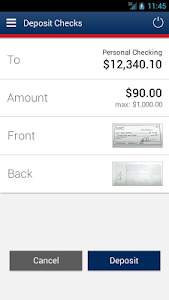 Bank of Internet Mobile App screenshot 3