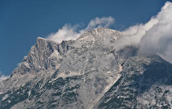 Photo: Po lewej Hohe Munde 2662 m