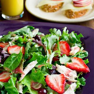 Carrot Basil Salad Dressing