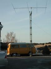 Photo: 10 meter beam , temporary , 10 never opened ,