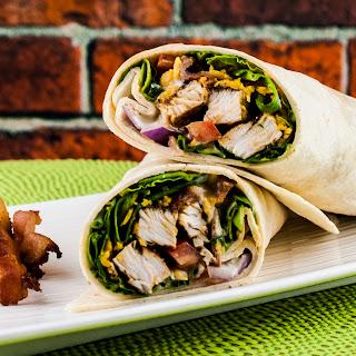 Spicy Turkey Bacon Ranch Wrap Recipe
