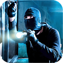 Thief robbery simulator: Bank & house robbery game icon