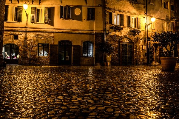 Wet Street di Didi - Diana Gabrielli