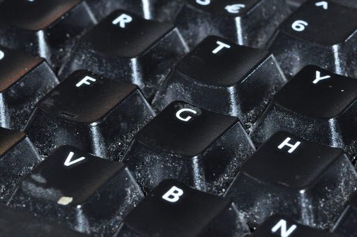 A keyboard. File photo.