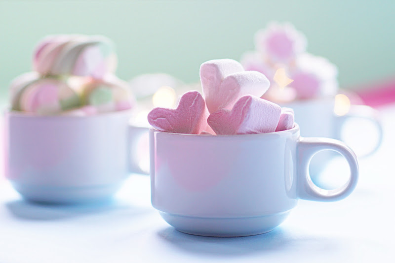 Soffici marshmallow  di Furlissima
