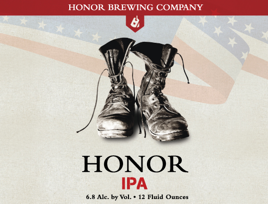 Logo of Honor Warrior IPA