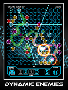Particle Shield- screenshot thumbnail