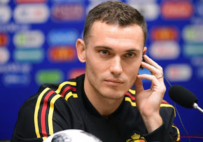 Thomas Vermaelen évoque son avenir en équipe nationale