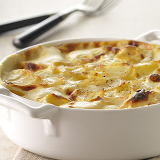 Scalloped New Potatoes