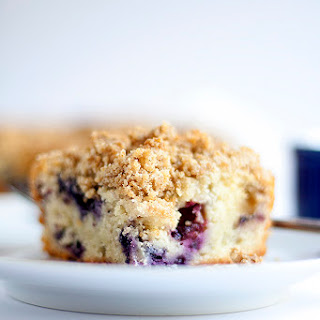 Blueberry Muffin Cake.