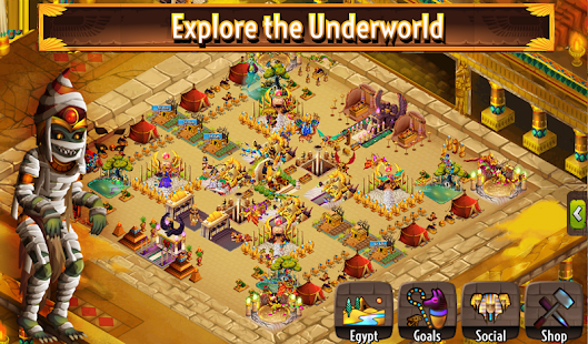 Age of Pyramids: Ancient Egypt- screenshot thumbnail