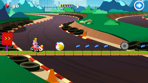 Peppa Pink Racing