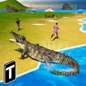Crocodile Attack 2019 icon