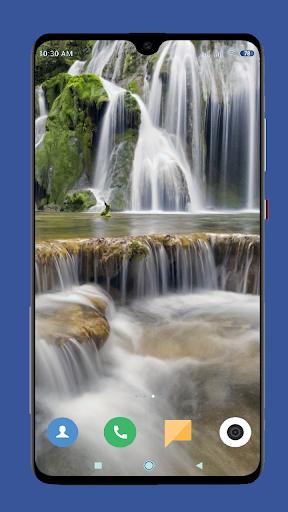 Waterfall Wallpaper HD 1.04 screenshots 5