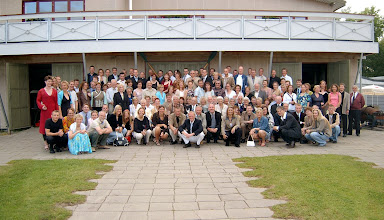 Photo: 2004 Odense Roklubs jubilæumsfest. Fotografisk bearbejdning Birthe Mygenfort.