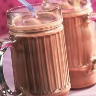 Chocolate Mug Milkshake.