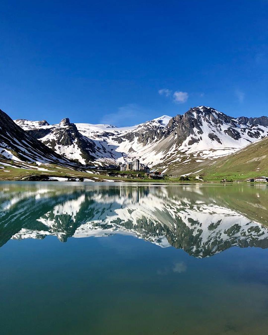 Lago de Tignes