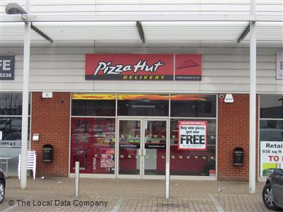 Pizza Hut Delivery On Trinity Road Pizza Takeaway In