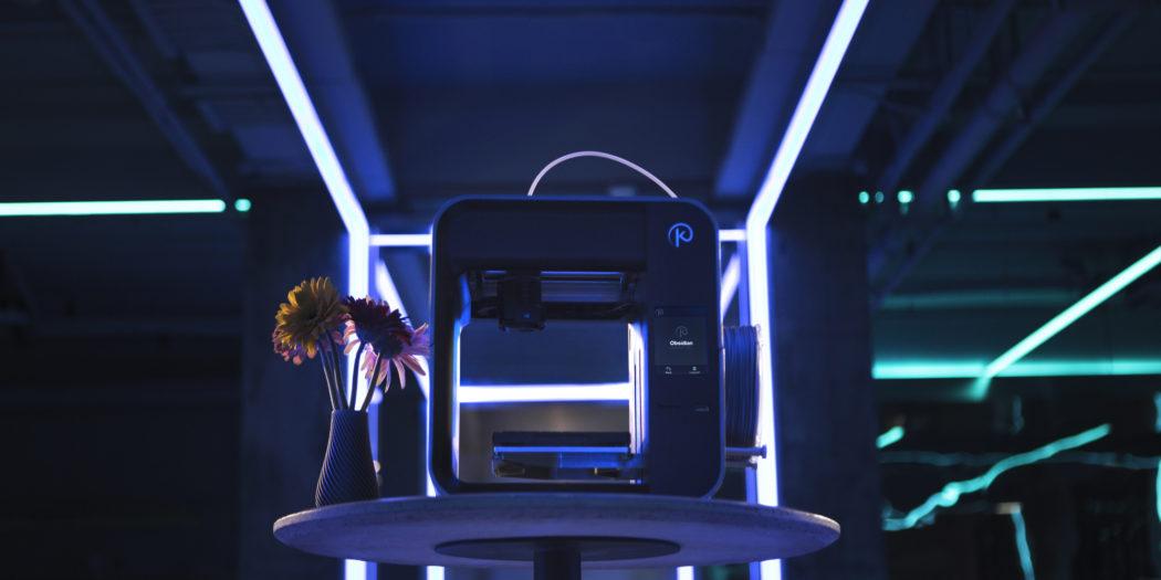 Kodama запускает Kickstarter для Obsidian стоимостью - $ 100 Профессиональный 3D-принтер