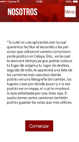 android Tu ruta - Celaya,  Guanajuato Screenshot 7