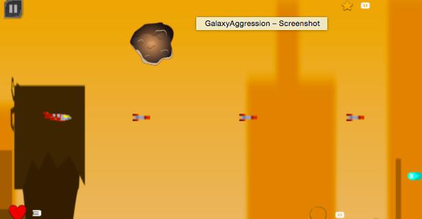 android GalaxyAggression Screenshot 0