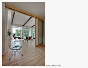 Photo: The 2010 Smart/Stell House, Durham NC, designed by Vinny Petrarca of Tonic Design. Built by Tonic Construction.  Structural Engineer: Kaydos-Daniels Engineers. Photos: Todd Lanning.