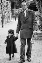Photo: London #34 - granddads sunday walk  #street #streetphotography #shootthestreet #blackandwhite #blackandwhitephotography #bw #monochrome #london