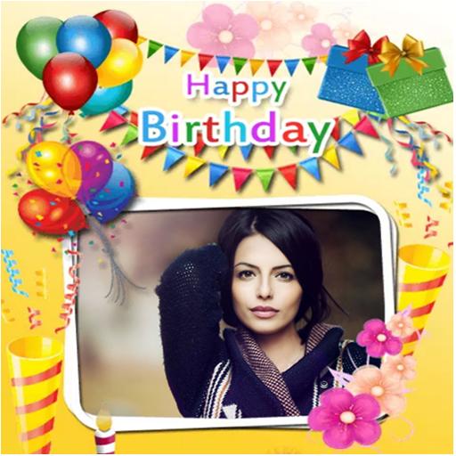 Happy Birthday Photo Frames Apps On Google Play