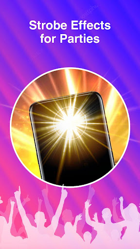 Flashlight - Color Flash Light & Colorful Screen for PC