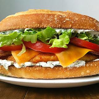 """""""The Amy Schumer"""" Sandwich"""