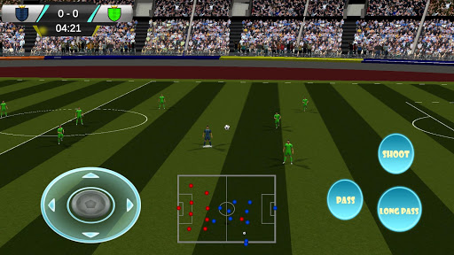 Playing Football 2020 apkmind screenshots 12