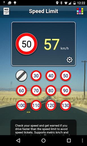 Speed Limit Free screenshot 4