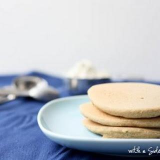 Gluten Free Vegan Buttermilk Pancakes