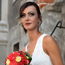 by Sasa Rajic Wedding Photography - Wedding Bride ( sasa rajic wedding photography, wedding photography, wedding photographers, wedding day, wedding, wedding dress, bride )