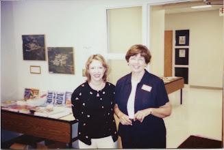 Photo: Glenda Beaman and Dianne McDowell