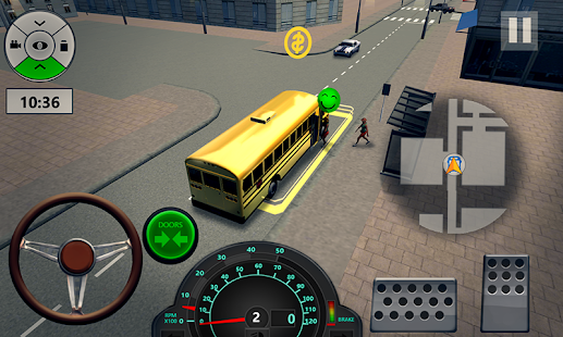 Schoolbus-Simulator-2016