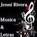 Jenni Rivera Musica&Letras icon