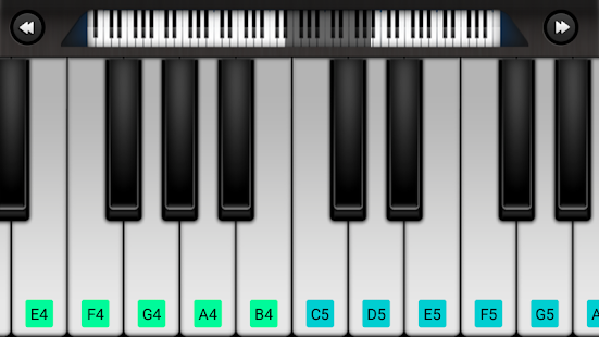 Amazing Piano Keyboard Apps On Google Play