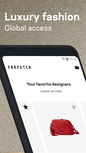 Farfetch: Designer Fashion Clothing and Shoes Apk 1