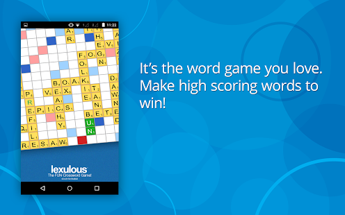 Lexulous Word Game- screenshot thumbnail